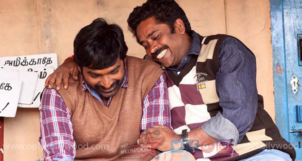 Photo of Vijay Sethupathi and Seenu Ramasamy to collaborate for the fourth time