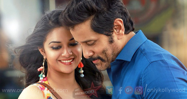 Photo of Saamy Square: Vikram and Keerthy Suresh to shoot a song in Ukraine