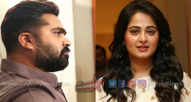 Anushka Shetty in talks for Gautham Menon - STR's Vinnathaandi Varuvaaya sequel