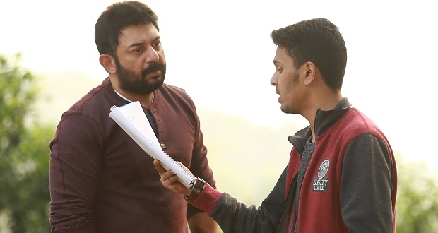 Photo of Karthick Naren is a gift to cinema: Arvind Swami