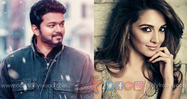 Kiara Advani in talks for Thalapathy 63