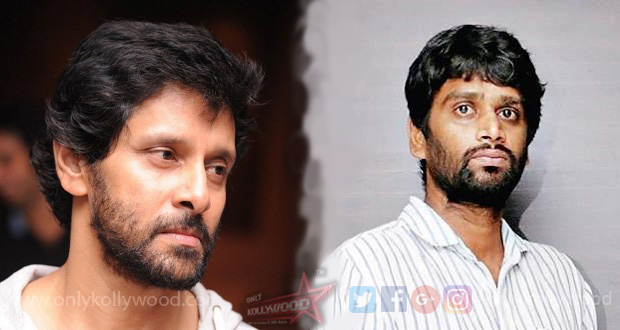 Photo of Theeran Adhigaram Ondru director Vinoth may team up with Chiyaan Vikram next