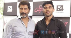 Chiyaan Vikram reveals why he asked Bala to direct Varma
