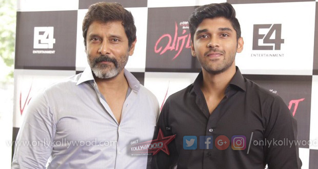 Photo of Chiyaan Vikram reveals why he asked Bala to direct Varma
