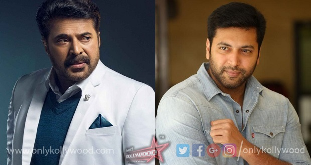 Photo of Mammootty in talks to play villain in Thani Oruvan 2?