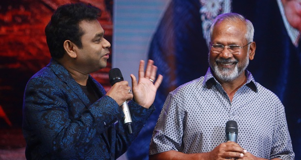 Photo of Mani Ratnam has gone back to his Nayagan days, says AR Rahman at CCV audio launch