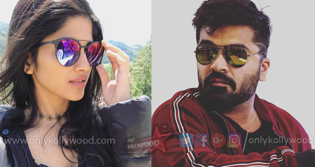 Photo of Megha Akash signed to pair opposite Simbu in Sundar C's next