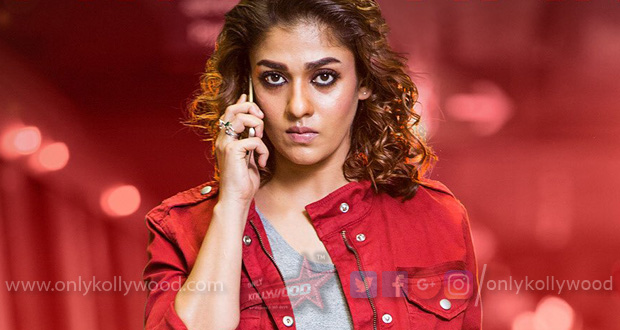 Photo of Nayanthara strongly condemns Radharavi's distasteful remarks