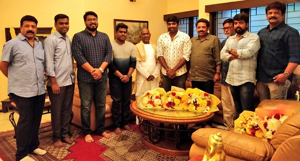 Photo of Ilaiyaraja and Yuvan Shankar Raja to jointly score for Vijay Sethupathi's next