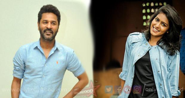 Photo of Kirik Party fame Samyuktha Hegde to make Kollywood debut in Prabhu Deva's next