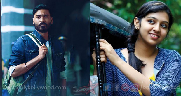Photo of Lakshmi Menon in talks to romance Dhanush in Ramkumar next