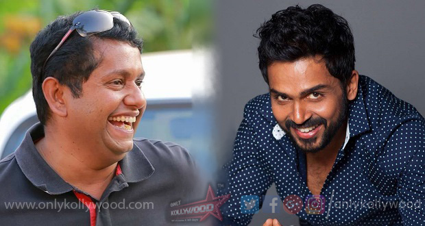 Photo of Papanasam director Jeethu Joseph to team up with Karthi next