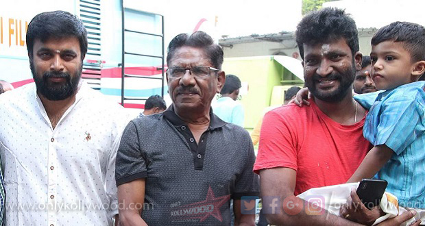 Photo of Suseenthiran announces Kennedy Club starring Sasikumar and Bharathiraja