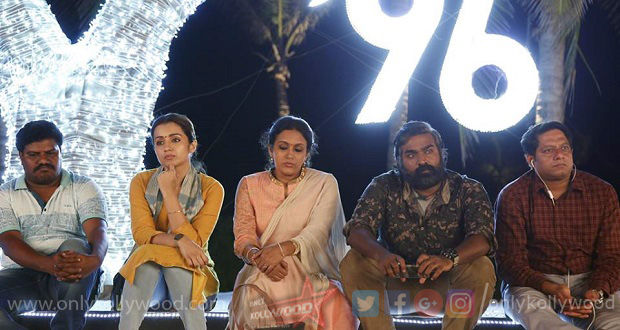Photo of Vijay Sethupathi opens up about the 96 release issue