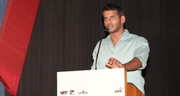 Photo of Sandakozhi 2 will be a festival treat for audiences, assures Vishal