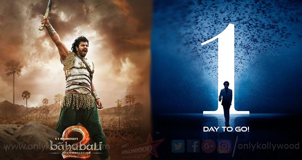 Photo of 2.0 defeats Baahubali: The Conclusion to become widest Indian theatrical release