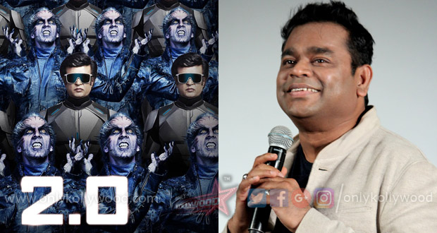 AR Rahman is really excited about scoring for 2 point 0