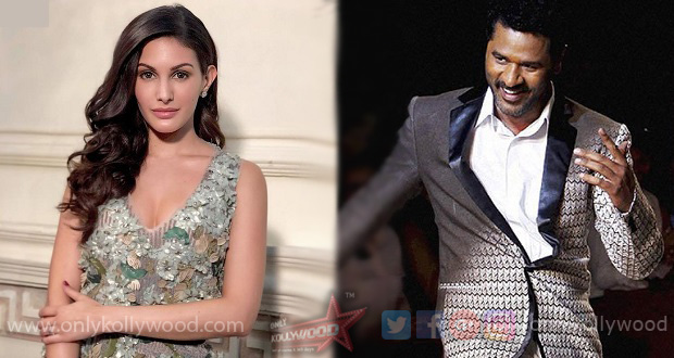 Photo of Prabhu Deva and Amyra Dastur star in Adhik Ravichandran's next