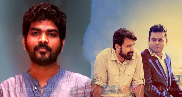 Photo of Vignesh Shivan showers praise on GV Prakash's Sarvam Thaala Mayam