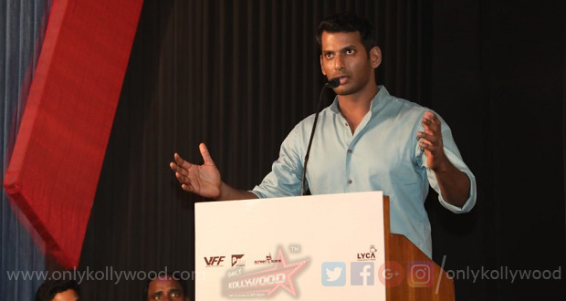 Photo of Vishal makes directorial debut through film based on animals