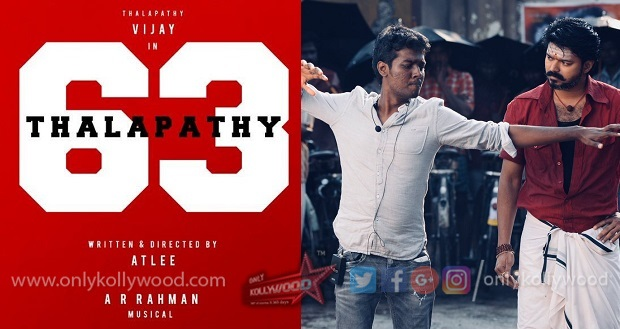 Photo of Thalapathy 63 enters into the fourth schedule in Chennai