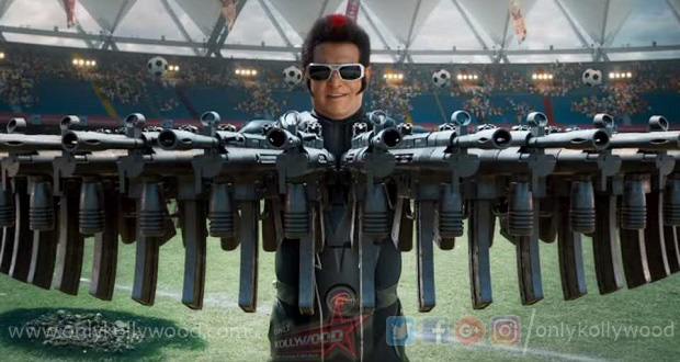 Photo of 2.0 becomes Tamil cinema's highest-grossing film with 400 crores WW gross