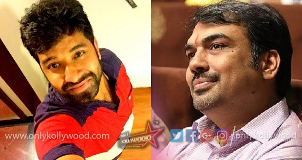 Adhik Ravi and Rangaraj Pandey to play important roles in Thala 59