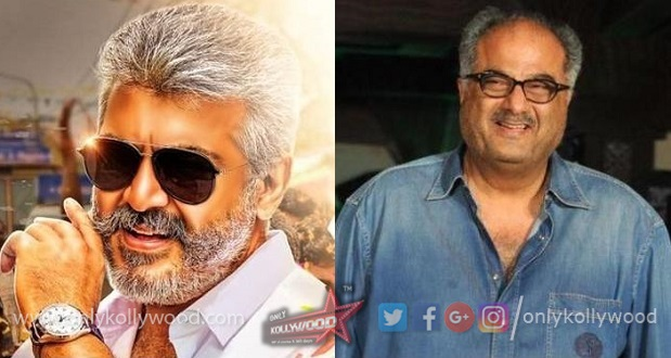 Photo of Boney Kapoor announces Thala 59 release date as May 1st, 2019; reveals details on Thala 60