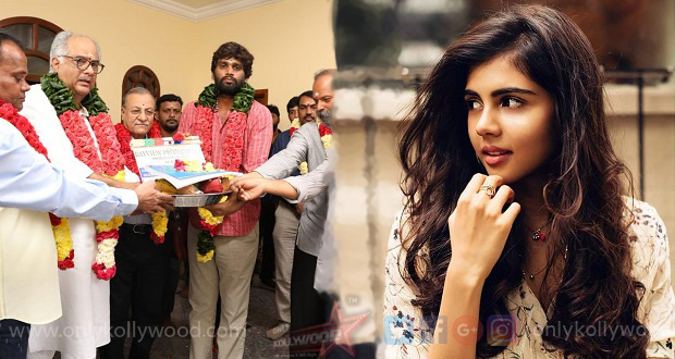 Photo of Kalyani Priyadarshan in talks for Thala Ajith's Pink remake