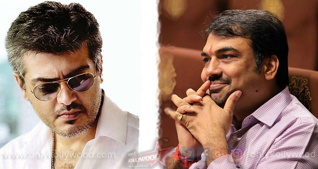 Photo of Thala 59: Rangaraj Pandey to lock horns with Ajith
