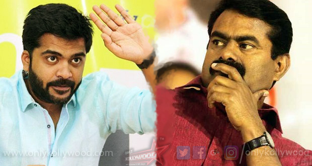 Photo of Seeman opens up on his new film with STR