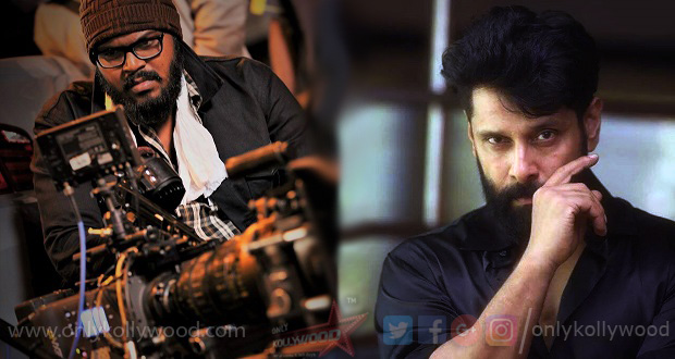 Photo of Chiyaan Vikram – Ajay Gnanamuthu project being firmed up