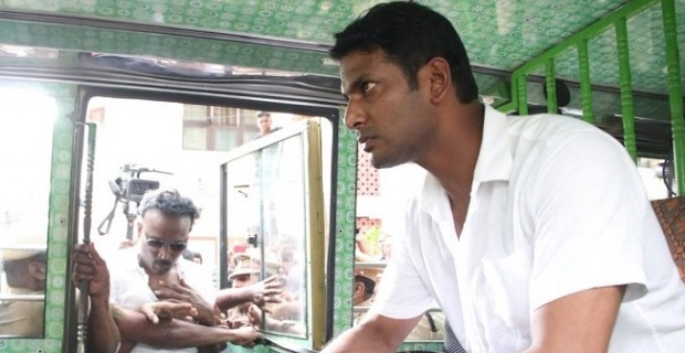 Photo of TFPC row: Vishal released by Chennai police; revenue officials deal T Nagar premises