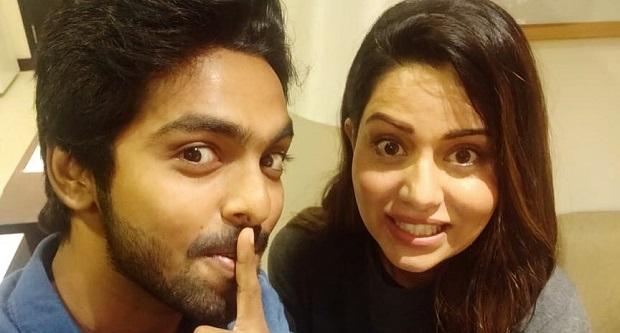 Photo of GV Prakash and Raiza team up for Auraa Cinemas' next