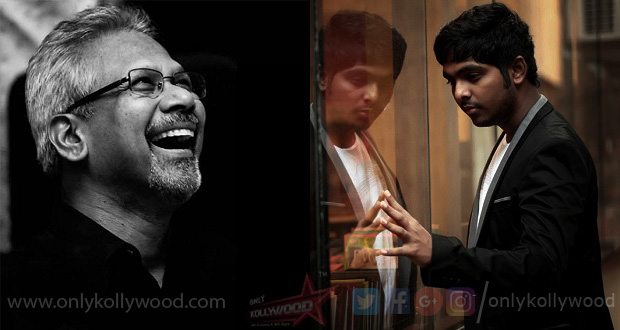 Photo of GV Prakash on board Mani Ratnam's next