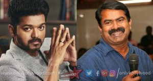 Seeman mocks Thalapathy Vijay; hails STR as the next Superstar
