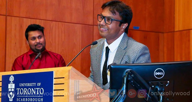 Photo of University of Toronto validates Tamil Anthem composed by Imman