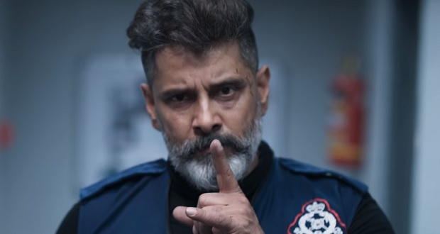 Photo of Chiyaan Vikram reprises Cannes award winner Roschdy Zem's role in Kadaram Kondan?