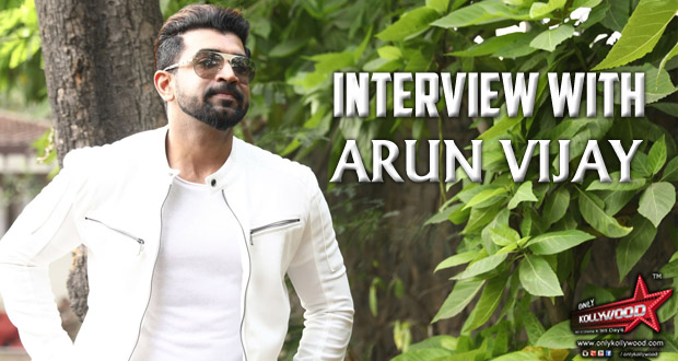 Photo of As an actor, Thadam will be a milestone in my career – The Arun Vijay Interview