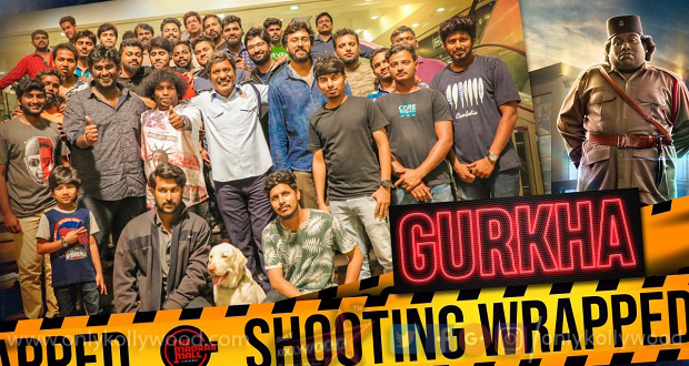 Photo of Shooting of Yogi Babu's Gurkha wrapped up