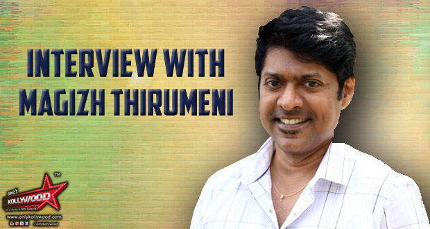 Photo of Thadam will bring out another facet of Arun Vijay as an actor – The Magizh Thirumeni Interview