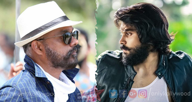 Photo of Gautham Menon not part of Dhruv Vikram's Adithya Varma