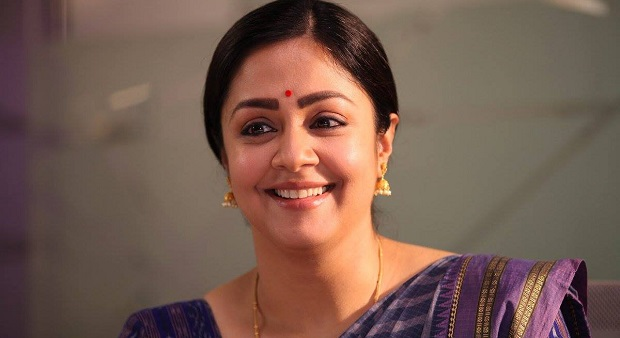 Photo of Jyotika's film with Dream Warrior Pictures reportedly titled Raatchasi