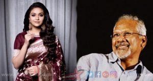 Keerthy Suresh reportedly in talks for Mani Ratnam s Ponniyin Selvan