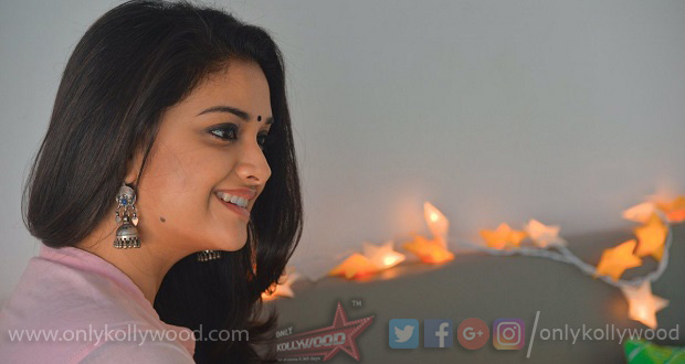 Photo of Keerthy Suresh to foray into Bollywood with Badhaai Ho director's next