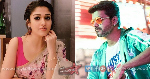 Nayanthara starts shooting for Thalapathy Vijay 63 in Chennai