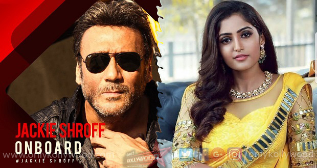 Reba Monica John and Jackie Shroff are the latest additions to