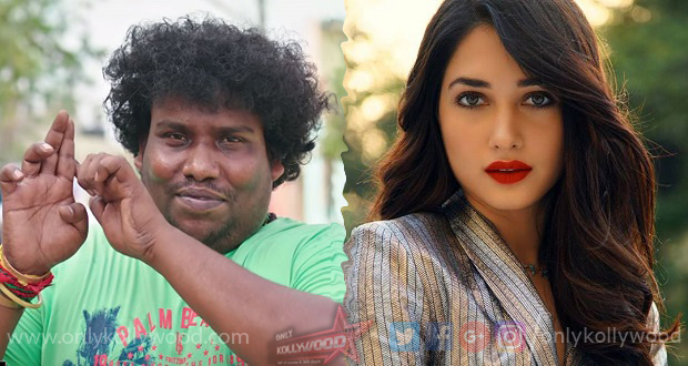 Photo of Tamannaah to team up with Adhe Kangal director for a horror comedy