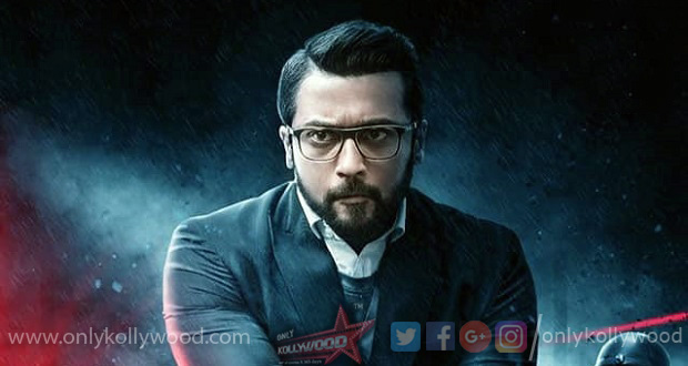 Photo of Suriya's Kaappaan to avoid clash with Saaho?