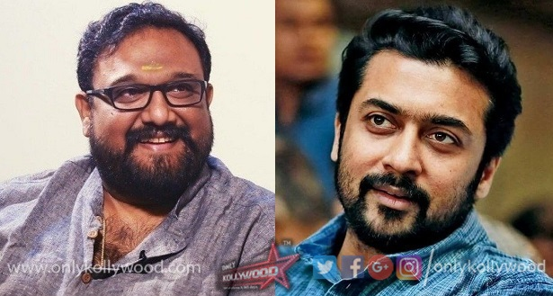 Photo of Studio Green to bring director Siva and Suriya together